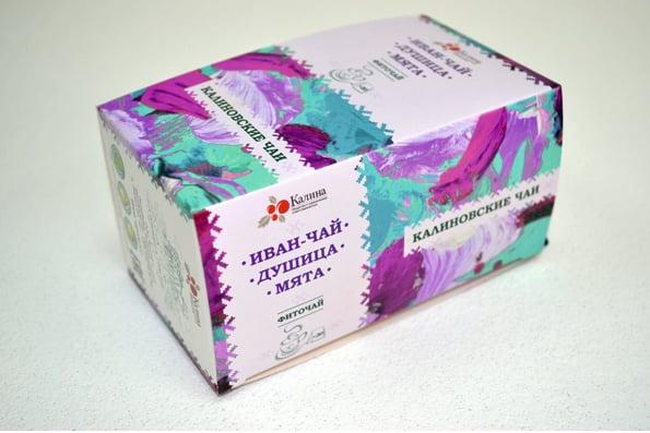 Фиточай «Иван-чай, душица, мята»